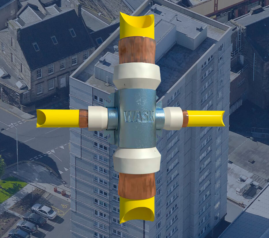 Riser & Lateral System
