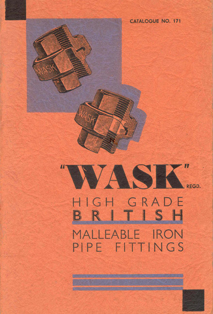 WASK Malleable Iron Pipe Fittings Catalogue